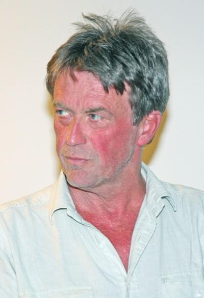 Forfattaren Jon Severud
